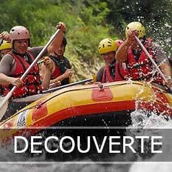 decouverte du rafting dans les pyrenees